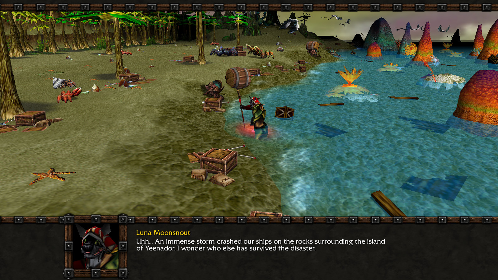 Gnoll Campaign for Warcraft III